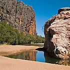 Windjana Gorge National Park. Western Australia. by johnrf