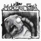 Mother Eel Black Turtle: ME Logo At Top by MotherEel