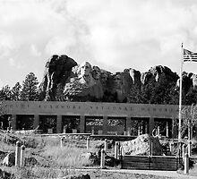 Mount Rushmore, USA by Blake  Hyland