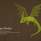 Oggez Rashas by Tim Denee