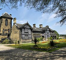 Shibden Hall, Halifax, England 2010. by albutross