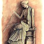 A Goddess by Antea