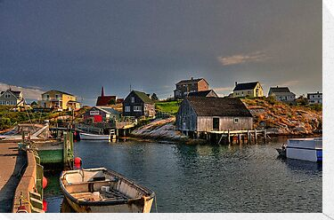 Peggy&#x27;s Cove by Kate Adams