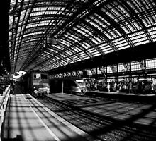 Cologne Main Station by PatrickNeumann