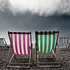 Brighton Beach by Andrew Walker