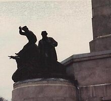 Lincoln Tomb-Detail by HKBlack