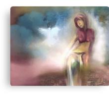 Sanctuary - Into the Light Canvas Print