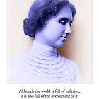 Helen Keller by Randy Shields