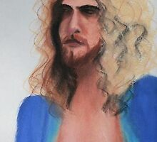 Robert Plant by HKBlack