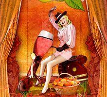 Peachy by Aimee Stewart