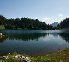 Twin Lakes 2 by lizalady