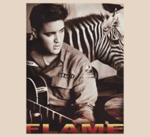 "ELVIS ""FLAME"" by Simon Groves"