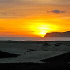 Cabrillo Sunset by KuharLambert