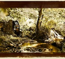 The Forgotten Watermill Wheel by Mal Bray