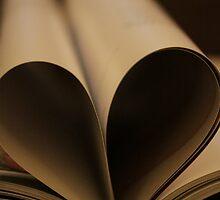 My heart is an open book by Sue Tyler
