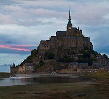 Le Mont St. Michel by merlinmx5