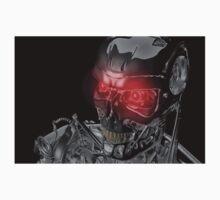 Terminator T-800 by DW3DMAYA