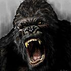 KING KONG by Wayne Dowsent