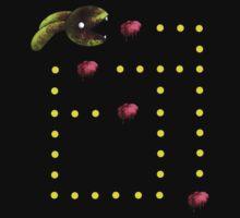 Pac - Tombie by DarthSpanky