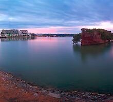 Homebush bay wreck by donnnnnny