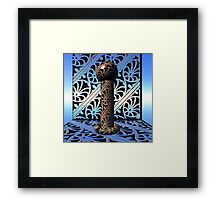 The Pawn That Refused To Be Used!!! Framed Print