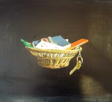 Basketcase #1 by Mark Holsworth