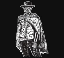 The Good The Bad and The Zombie by ZugArt