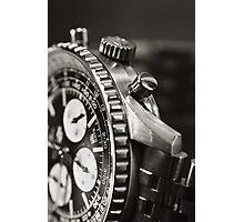 Chronograph Photographic Print