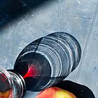 """Shadow of the glass on the table"" by Iuliia Dumnova"