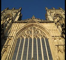 York Minster Windows by kelliejane