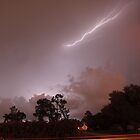 Lightening show by kathy s gillentine