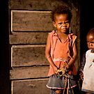 Mozambique Island (series) | Children in Macuti Town by Tim Cowley