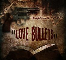 Love Bullets: Cover page by Sybille Sterk