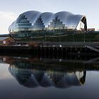 The Sage, Gateshead by Catherine Dipper