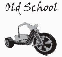 Old School II by D R Moore