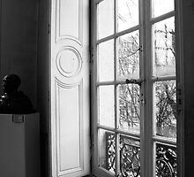 la Fenêtre by Virginia Kelser Jones