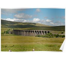 Ribble Head Viaduct Poster