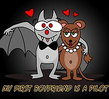 My First Boyfriend is a Pilot by Maria  Gonzalez