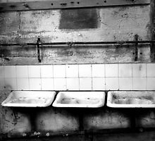 Cockatoo Island washroom by ChristinaR