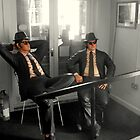 The Blues Brothers by David  Barker