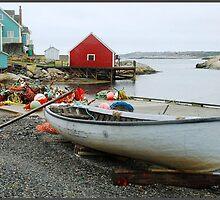 Quiet Harbour by Nancy Barrett