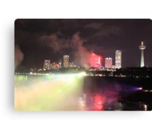 Ontario at Night! Canvas Print