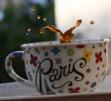 Rock on coffee by Iuliana Evdochim