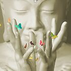 The Lotus Mudra by Desire Glanville AKA DevineDayDreams