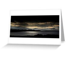 Aberffraw Bay (Winter) Greeting Card
