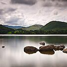 Ullswater - Lake District by Mathew Roberts