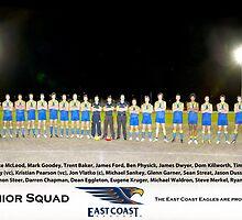 2010 East Coast Eagles Senior Squad by Eastcoasteagles