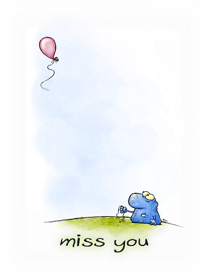 """""""Miss you"""" by Bleee"""