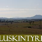 The Hills Of Luskintyre by reflector