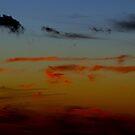 A   W I S P Y   sky ....................... by Larry Llewellyn